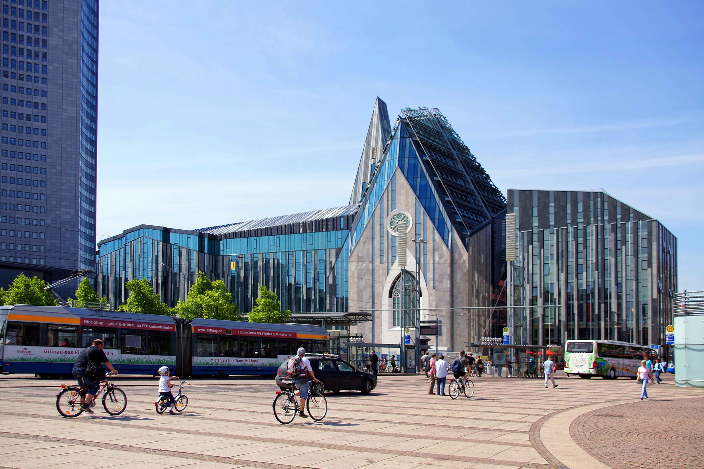 Paulinum, Universität Leipzig