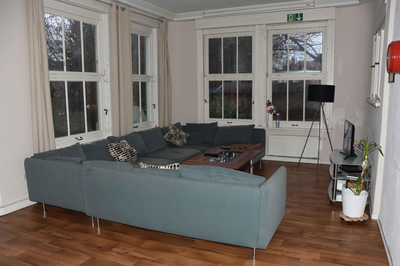 Wohn- und Gemeinschaftsraum Adaption Leipzig