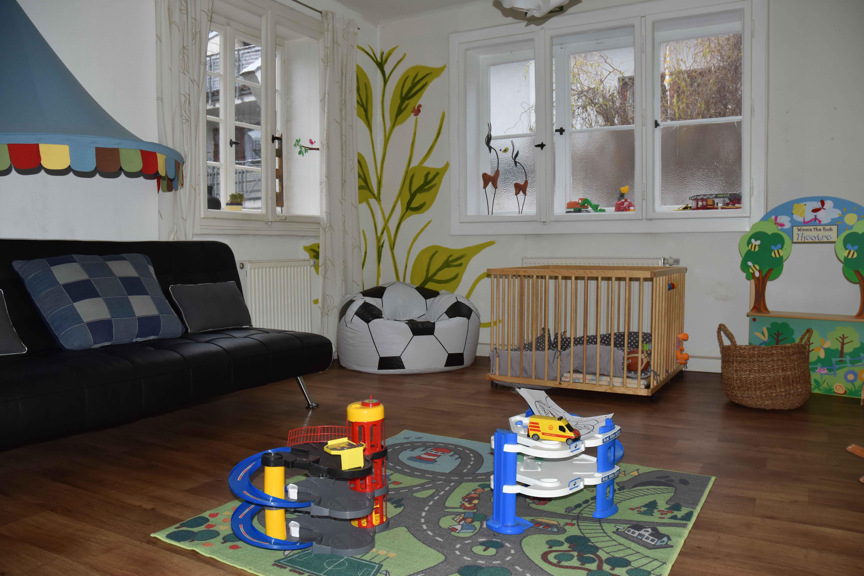 Kinder- und Spielzimmer Adaption Leipzig